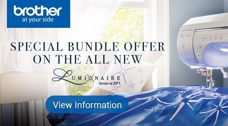 Special bundle offer on the all new Luminaire Innov-is XP1