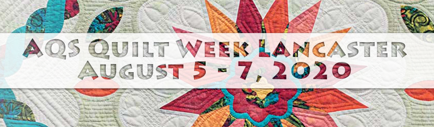 Lancaster Quilt Week - The Nook