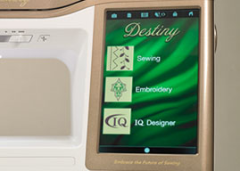 TruView LCD Touch Screen in HD
