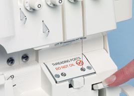 Jet-Air Threading System
