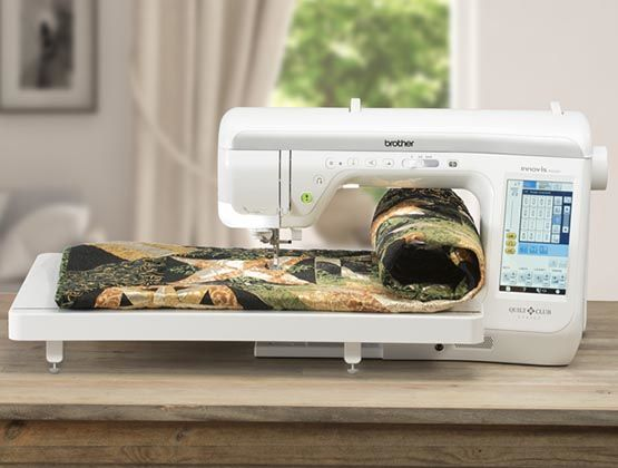 Advanced sewing and quilting