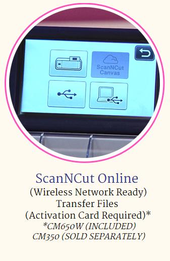 ScanNCut Online
