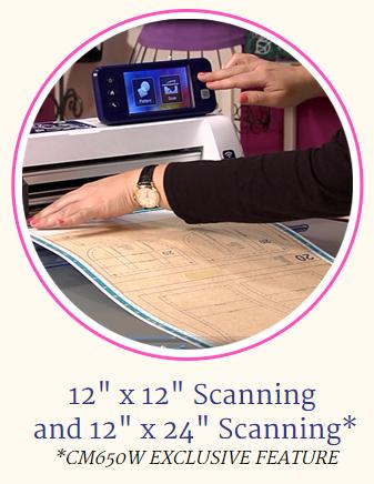 Scanning mat size 12