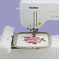 138 Built-in Embroidery Designs