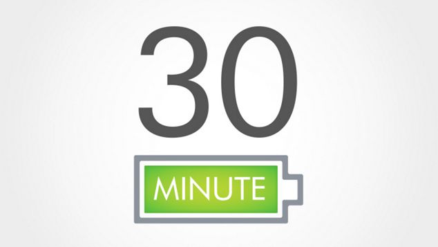 30 Minute Battery
