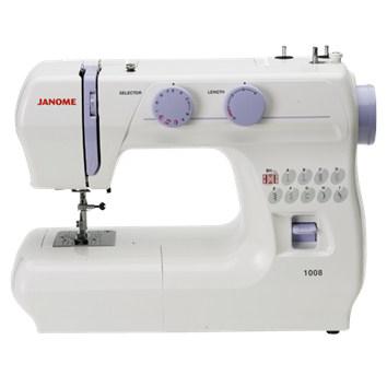 free instruction manuals for janome 1008 free shipping pocono rh poconosewandvac com Janome Harmony 4052 Manual Janome Sewing Machines Refurbished