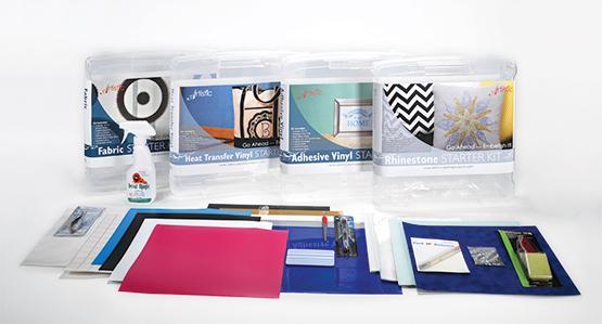 Edge 15 starter kits.