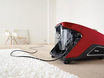 Long cord length of vacuum