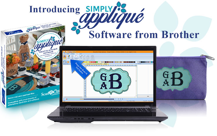 Introducing Simply Applique Software from Brother