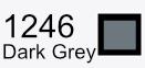 Aurifil Cotton 50wt - 1425 yds - Dark Grey