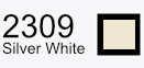 Aurifil Cotton 50wt - 1425 yds - Silver White