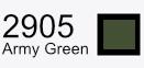 Aurifil Cotton 50wt - 1425 yds - Army Green