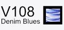 Exquisite Medley - 1000m - V108 Denim Blues