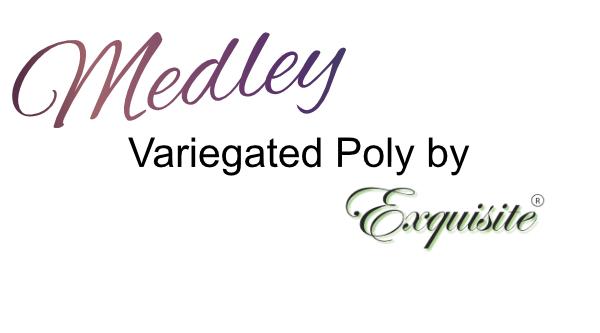Exquisite Medley thread