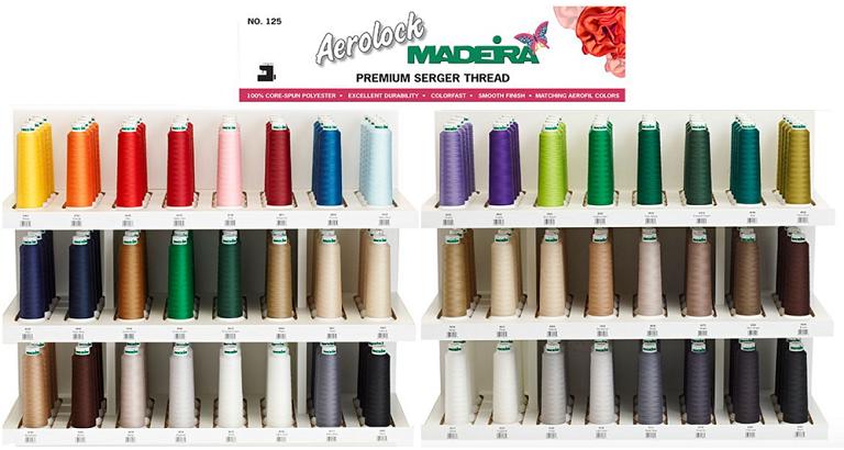 Aerolock Serger Thread