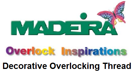 Madeira Overlock Decorative Overlocking Thread