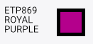 Pacesetter Royal Purple
