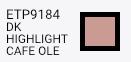 Pacesetter Dark Highlight Cafe Ole
