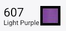 Superior Threads Bottom Line - 607 Light Purple - 1,420 yd. Spool.