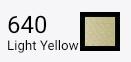 Superior Threads Bottom Line - 640 Light Yellow - 1,420 yd. Spool.