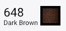 Superior Threads Bottom Line - 648 Dark Brown - 1,420 yd. Spool.